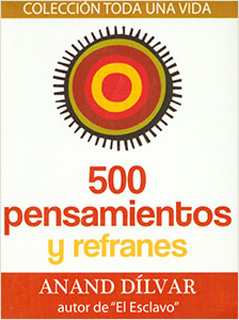 500 PENSAMIENTOS Y REFRANES (BOLSILLO)