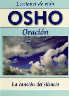ORACION (BOLSILLO)