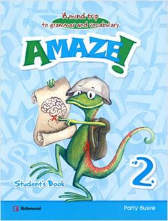AMAZE 2 STUDENTS BOOK