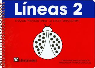 LINEAS 2 PARTE: TRAZOS PREVIOS PARA LA ESCRITURA...