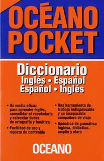 DICCIONARIO OCEANO POCKET: INGLES-ESPAÑOL,...