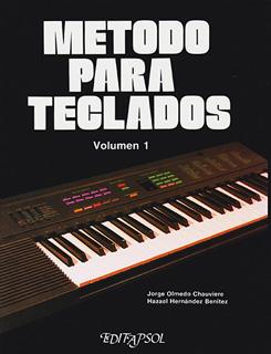 METODO PARA TECLADOS VOLUMEN 1