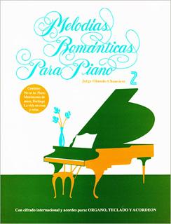 MELODIAS ROMANTICAS PARA PIANO VOL. 2