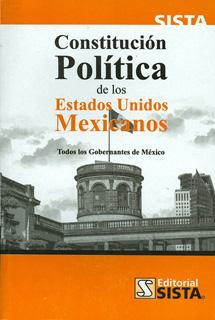 CONSTITUCION POLITICA DE LOS ESTADOS UNIDOS MEXICANOS 2019 (ECONOMICA)