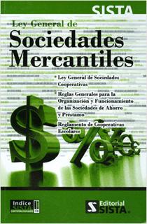 LEY GENERAL DE SOCIEDADES MERCANTILES 2018