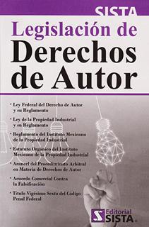 LEGISLACION DE DERECHOS DE AUTOR 2020