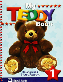 MY TEDDY BOOK 1