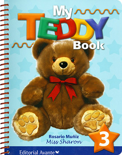 MY TEDDY BOOK 3