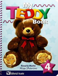 MY TEDDY BOOK 4