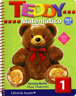 TEDDY MATEMATICO 1 PREESCOLAR (INCLUYE CD)