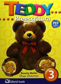 TEDDY PREESCRITURA 3