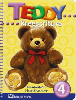 TEDDY PREESCRITURA 4