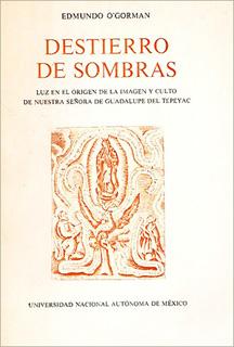 DESTIERRO DE SOMBRAS