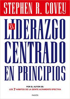 LIDERAZGO CENTRADO EN PRINCIPIOS