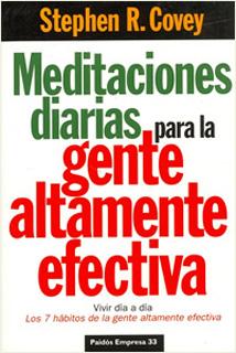 MEDITACIONES DIARIAS PARA LA GENTE ALTAMENTE...