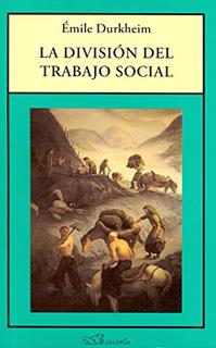 LA DIVISION SOCIAL DEL TRABAJO