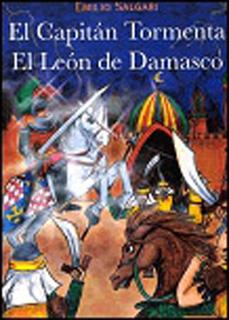 EL CAPITAN TORMENTA - EL LEON DE SAMASCO (NIVEL 4)