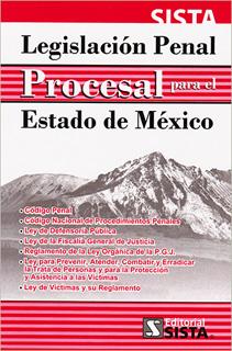 LEGISLACION PENAL PROCESAL PARA EL ESTADO DE...