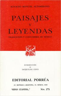 PAISAJES Y LEYENDAS - TRADICIONES Y COSTUMBRES