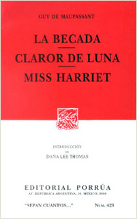 BECADA - CLAROR DE LUNA - MISS HARRIET