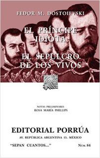 EL PRINCIPE IDIOTA - EL SEPULCRO DE LOS VIVOS