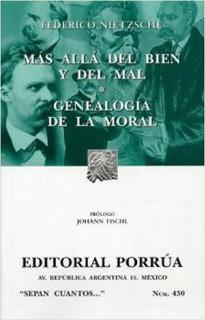 MAS ALLA DEL BIEN Y DEL MAL - GENEALOGIA DE LA...