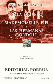BOLA DE SEBO - MADEMOISELLE FIFI - LAS HERMANAS...