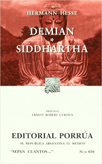 DEMIAN - SIDDHARTHA