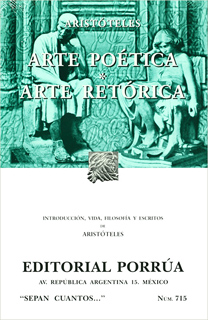 ARTE POETICA - ARTE RETORICA