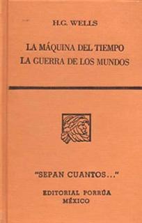 LA MAQUINA DEL TIEMPO - LA GUERRA DE LOS MUNDOS...