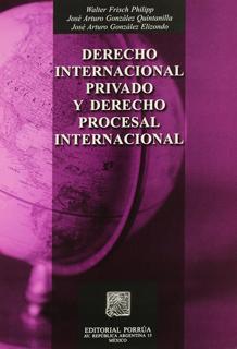 DERECHO INTERNACIONAL PRIVADO Y DERECHO PROCESAL INTERNACION