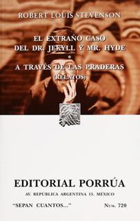 EL EXTRAÑO CASO DEL DR. JEKYLL Y MR. HYDE - A...