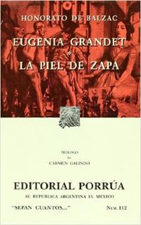 EUGENIA GRANDET - LA PIEL DE ZAPA