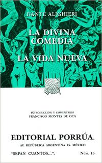 LA DIVINA COMEDIA - LA VIDA NUEVA