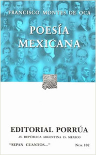 POESIA MEXICANA