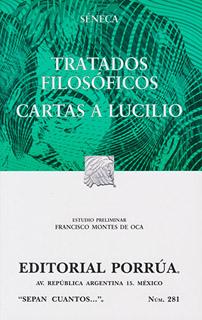 TRATADOS FILOSOFICOS - CARTAS A LUCILIO