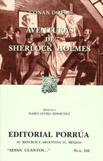 AVENTURAS DE SHERLOCK HOLMES - UN CRIMEN EXTRAÑO...