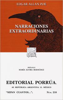 NARRACIONES EXTRAORDINARIAS - AVENTURAS DE ARTURO GORDON PYM - EL CUERVO