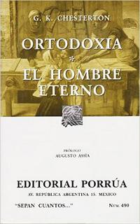 ORTODOXIA - EL HOMBRE ETERNO