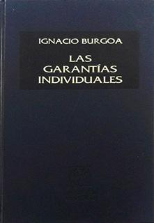 LAS GARANTIAS INDIVIDUALES