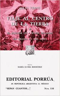 VIAJE AL CENTRO DE LA TIERRA - EL DOCTOR OX -...