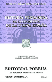 HISTORIA VERDADERA DE LA CONQUISTA DE LA NUEVA...