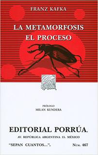 LA METAMORFOSIS - EL PROCESO