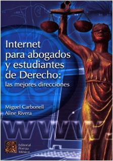 INTERNET PARA ABOGADOS Y ESTUDIANTES DE DERECHO