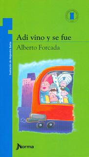 ADI VINO Y SE FUE (SERIE AZUL)