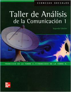 TALLER DE ANALISIS DE LA COMUNICACION 1