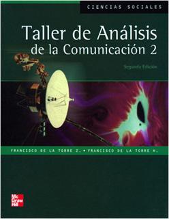TALLER DE ANALISIS DE LA COMUNICACION 2