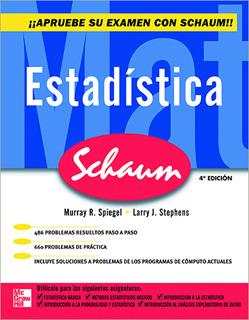 ESTADISTICA (SERIE SCHAUM)