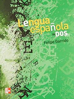 LENGUA ESPAÑOLA 2 (PASTA DURA)