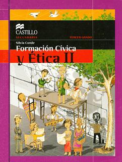 FORMACION CIVICA Y ETICA 2 PARA 3 SECUNDARIA